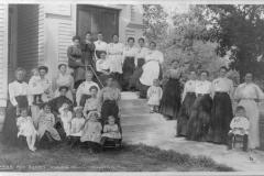 Christian Church Ladies Aid Society 1910s