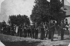 Middle Town Band 1890s
