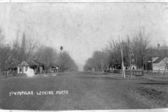 Poplar St. ca. 1910
