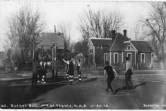 Winchester High Basketball 1910