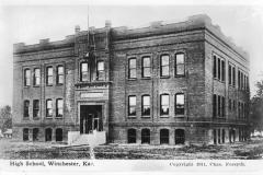 Winchester High School 1911